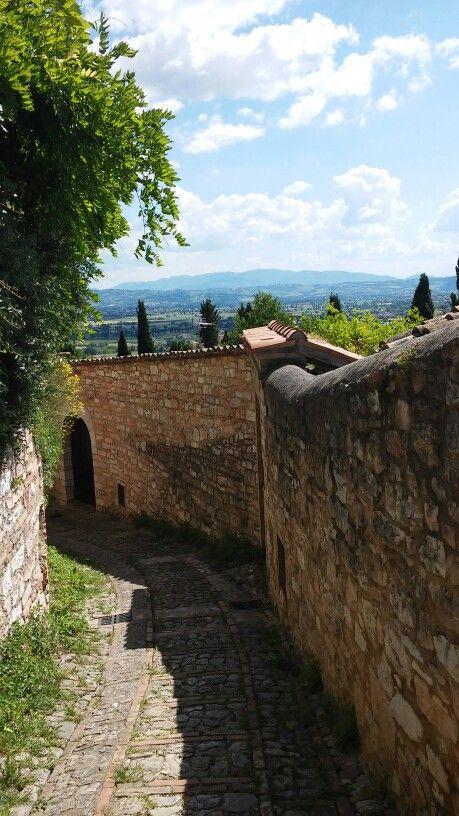 Spello, Umbria. ITALY ❤