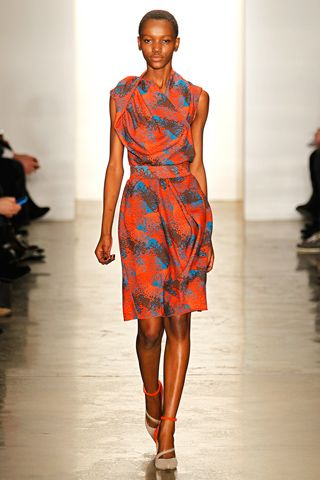 Africa Style Daily New York Fashion Week Africa Model Watch Day 1 Blog