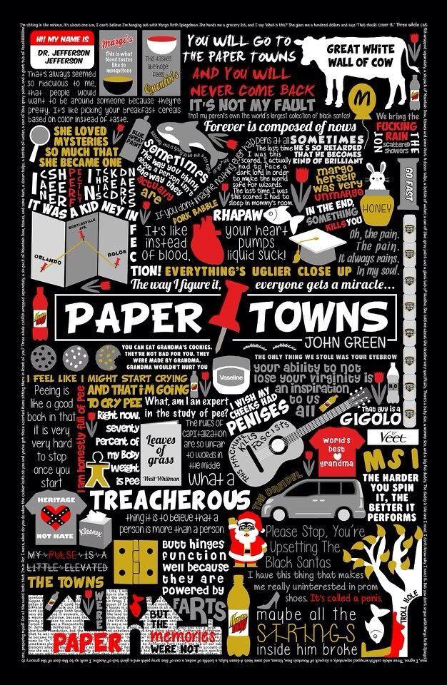 Paper Towns. John Green.