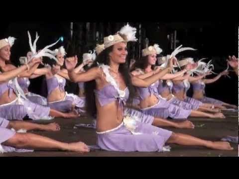 HEIVA I TAHITI 2012: 3e SOIREÉ CONCOURS DE CHANTS ET DANSES PART 3
