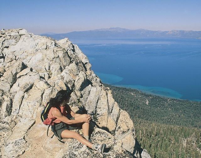 Lake Tahoe Nevada State Park Spooner Backcountry