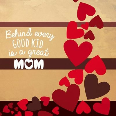 Happy Mothers Day Card Free Digital Images Vintage, GIF and Clip Art - Artsy Bee Digital Images
