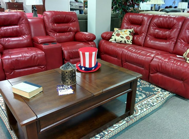 Make An Impact On Your Space With This Red Living Room Set Soft And Durable
