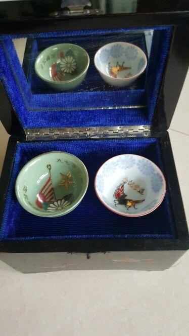 #militaryjapan sake cup