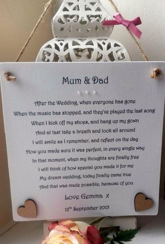 Mum/dad gift