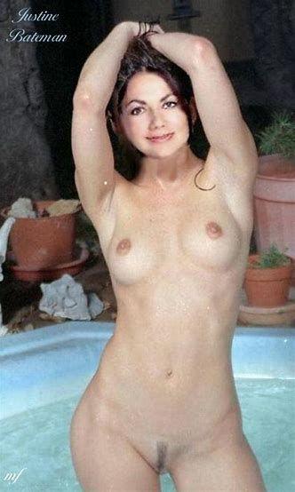 Justine bateman nude pics
