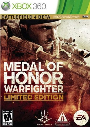 Medal of Honor: Warfighter - Limited Edition (Xbox360)
