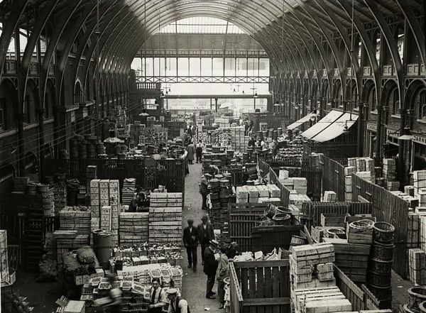 The Markets Of Old London