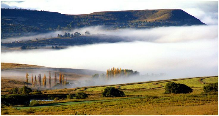 Andrew Metcalf Photography Misty valley Fouriesburg South Africa