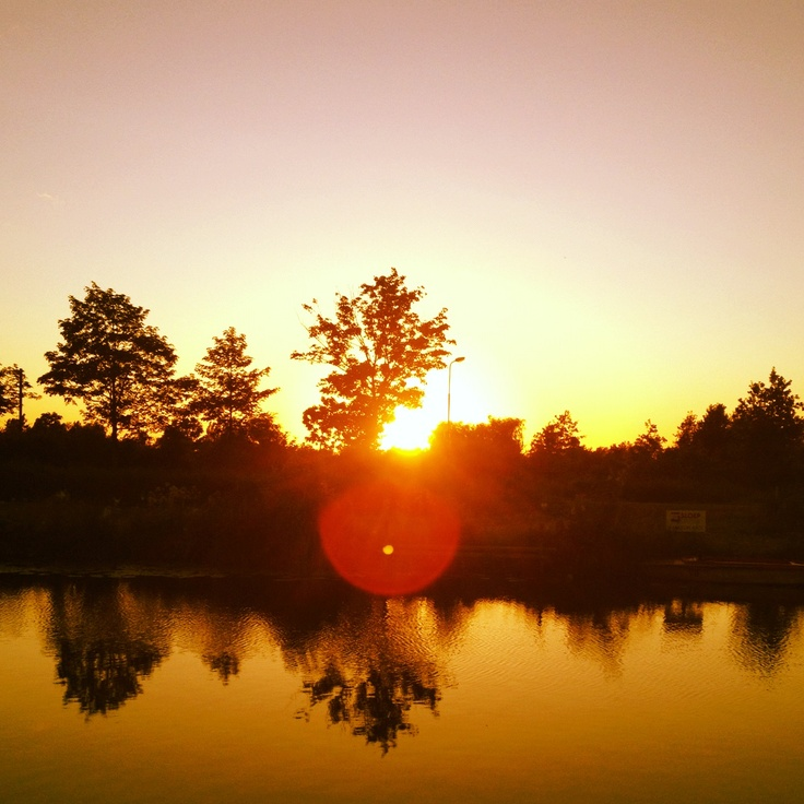 Sunset Woerden
