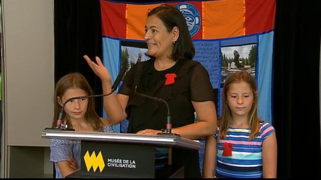 Femmes autochtones: l'Enquête fédérale tiendra une série d'audiences publiques àl'automne | Femmes autochtones disparues et assassinées | ICI.Radio-Canada.ca
