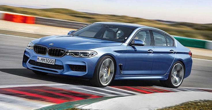 Neue Nachricht: Auto Insider: BMW M5 - Der neue M5: Vier Endrohe 44 Liter Hubraum 0 auf 100 in unter vier Sekunden - http://ift.tt/2laneWO #nachrichten