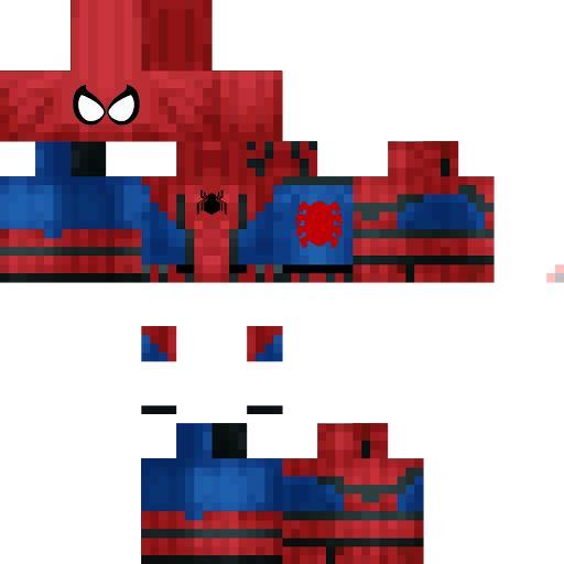 Spiderman Homecoming HD Skin