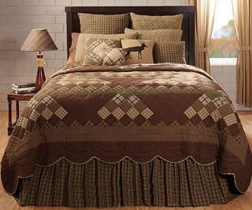 Country Quilt Sets Barrington Bedding Set Comfy Cozy Bedroom