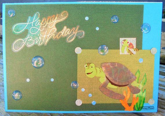 Squirt  handmade card birthday card FWB by RogueKissedCraft