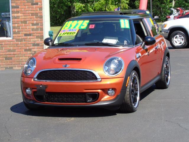 2011 Mini Cooper Sport