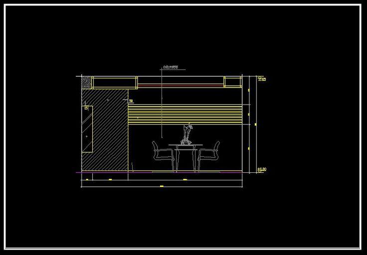 Autocad Interior Furniture Design ~ Restaurant design template v 】★autocad blocks drawings