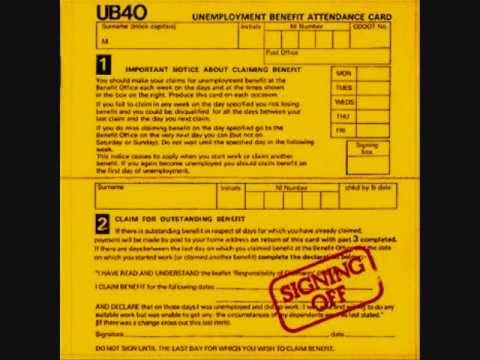 UB40 - Food For Thought ( Signing Off Album ) Track 8 this should go viral if you listen to it all