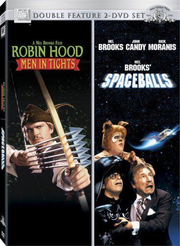 Robin Hood - Men in Tights / Spaceballs