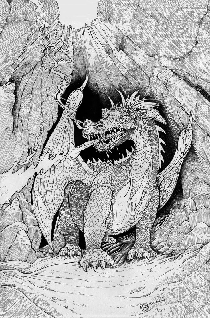 223 best dragons images on pinterest dragon art drawings