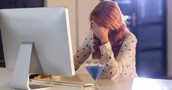 3 Ways Smart People Sabotage Themselves When They're Unhappy At Work