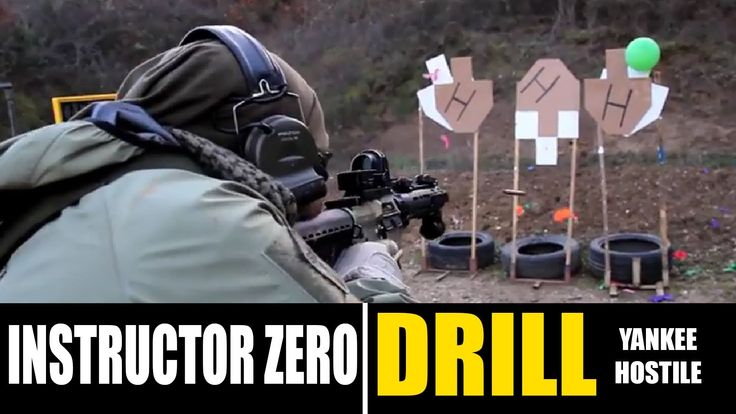 In this tactical shooting drill, Instructor Zero demonstrates quick sight acquisition under drift/shift movements. Please be sure to click the subscribe butt...