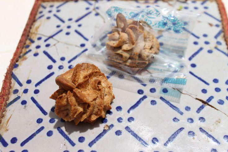 Pasta di mandorla rustica, prodotta anche con la pellicina della mandorla.