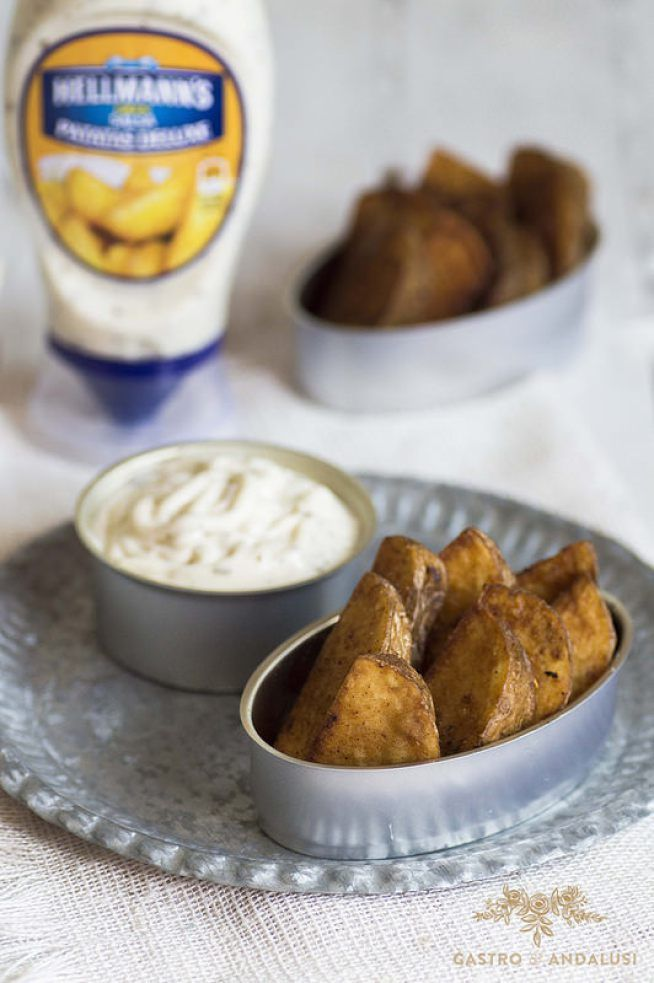Patatas deluxe estilo McDonald´s