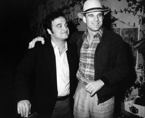 Belushi and Martin....some of the best