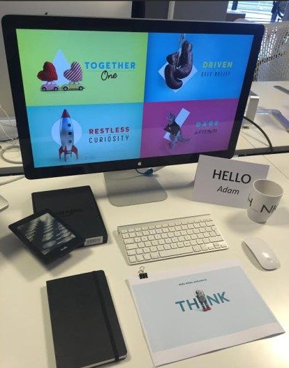 Best Onboarding Kits Images On   Corporate Gifts Desk