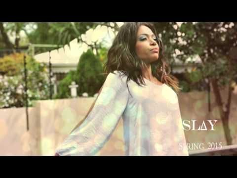 SLAY Boutique Spring 2015 Collection Photoshoot Behind-the-scenes