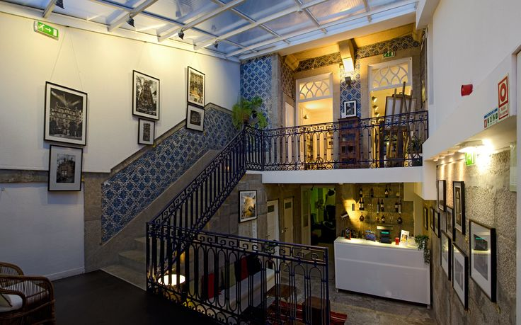 #Porto Gallery Hostel #Portugal