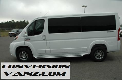 2014 Ram ProMaster 1500 Sherrod Conversion Van