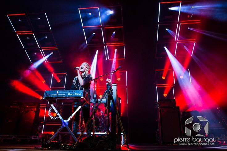 Show: Metric | Metropolis | Pierre B Photo | Montreal Concert Photographer - Pierre B Photo