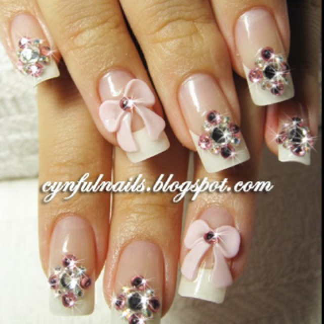 63 best omg nails images on pinterest nail nail cute nails and nail arts became girls best friends today now make your nail art more creative and stylish by trying out these 10 stunning rhinestone nail art designs prinsesfo Image collections