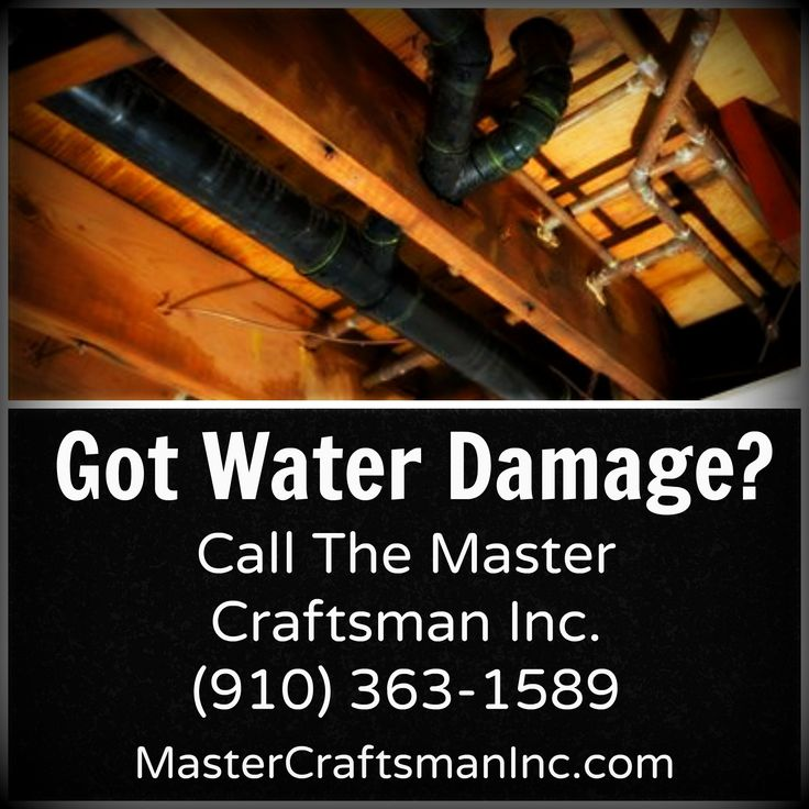 http://mastercraftsmaninc.com/water-damage-service - At Master Craftsman Inc., we have all of the latest technology to handle drying your home or business with ease