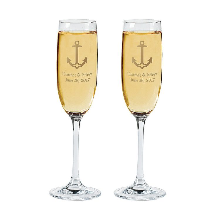 Best 25 wedding champagne flutes ideas on pinterest flute wine glasses champagne flutes and - Unusual champagne flutes ...