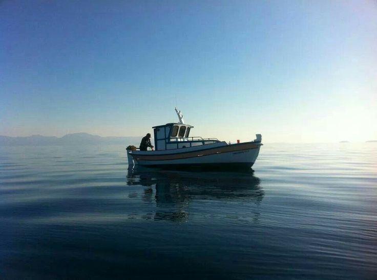 Find your boat....karpathos island Greece.