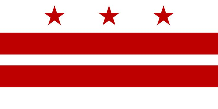 File:Flag of Washington, D.C..svg - Wikimedia Commons