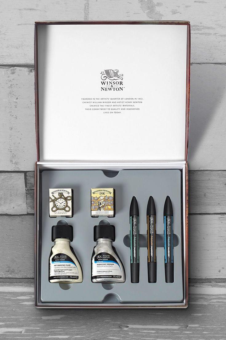 The Winsor Newton Watercolour After Effects Gift Collection