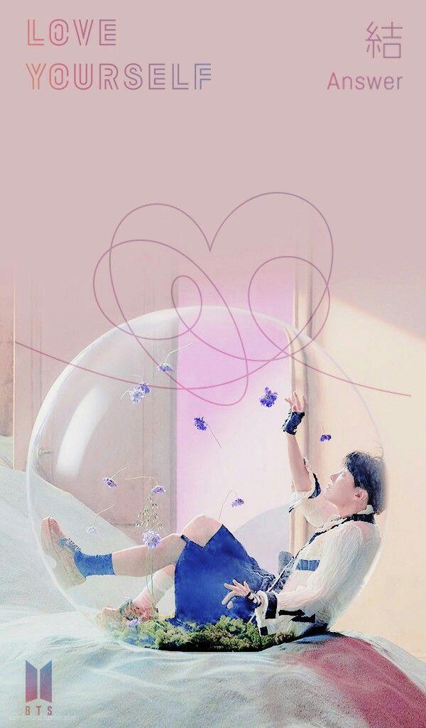 Bts Love Yourself Answer Jin Suga J Hope Rm Jimin V Y Jungkook