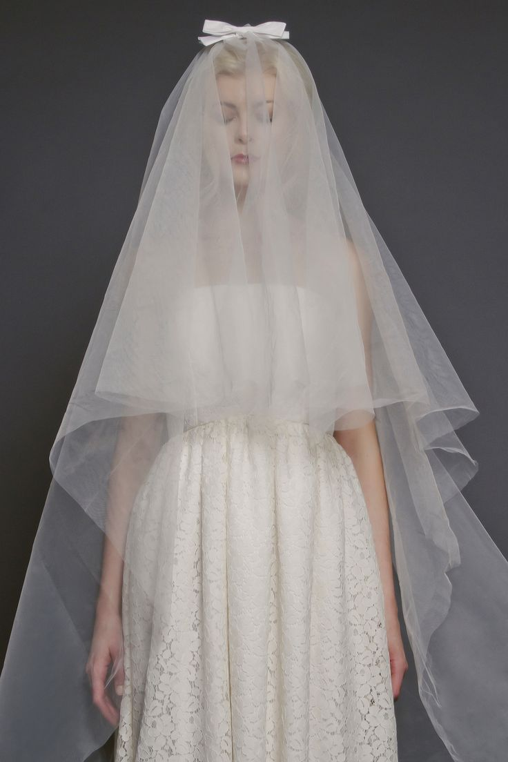 Ahh. If I was getting married tomorrow I'd wear this.