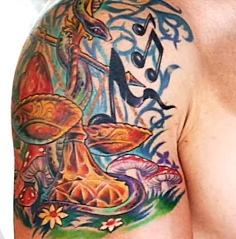 acid trip tat tattoos pinterest trips kim saigh and acid trip. Black Bedroom Furniture Sets. Home Design Ideas