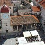 Dalmatie - Trogir - unesco erfgoed
