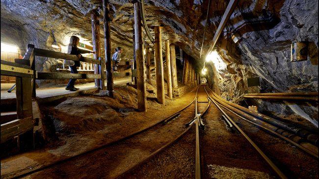 Les mines de sel à Bex, VD | 30 min. by car from Whitepod