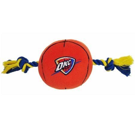 Oklahoma City Thunder Ball Toy