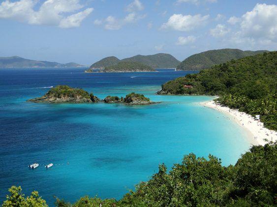 Ilhas Virgens Americanas VI - Caribe - Viagem Volta ao Mundo - Just Go #JustGo