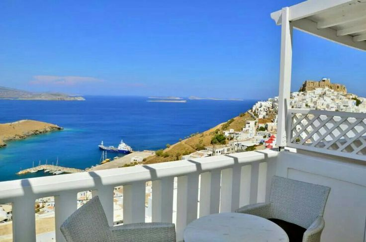 Lovely view of Astypalaia island