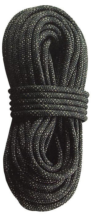 """Military SWAT / Ranger Rappelling Rope 200 FT   top quality static rope for rappelling and rescue, exceeds OSHA, ANSI and NFPA standards, high tensile strength nylon core, braided polysheath for resistance to heat, chemicals and abrasion, issued to G.I. and civilian rescue and tactical teams, US made, 7/16"""" diameter, 200 feet long, 7200 lb. test."""
