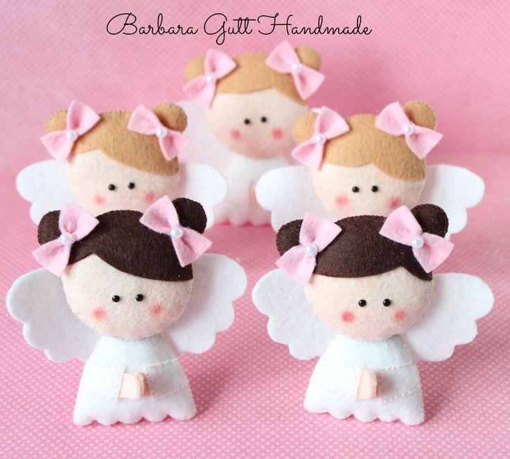 Barbara hecha a mano ...: sentía
